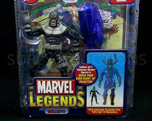MOC 2005 Toy Biz Galactus Series HARD TO FIND VARIANT Marvel Legends BULLSEYE