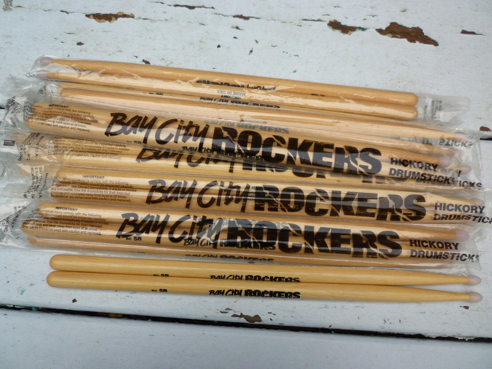 Bay City BC 5B Nylon Hickory made in the USA Rockers