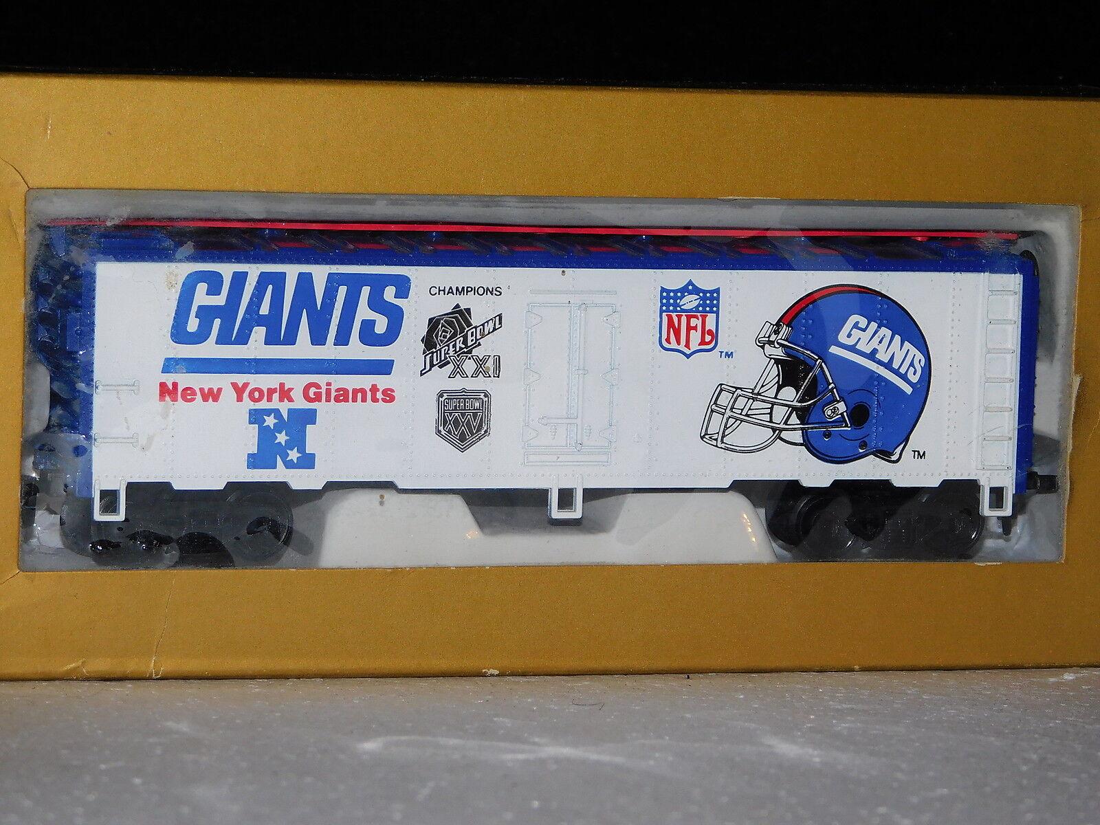 ventas calientes Mantua    NFL New York Giants Campeones Del Del Del súper Bowl  Escala Ho Tren  Nuevo   Tienda de moda y compras online.