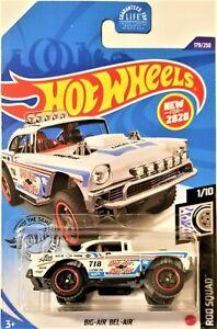 BBGHB48 Hot Wheels 2020 Rod Squad 1//10 Big-Air Bel-Air 179//250