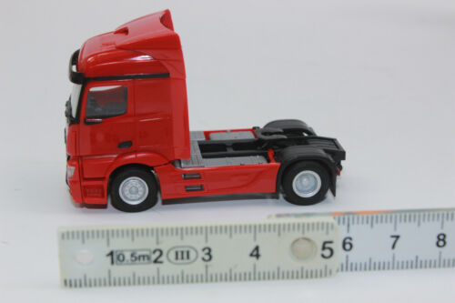 Herpa 309899 Mercedes-Benz Actros Streamspace 2.3 ZM Dual Axis 1:87 H0