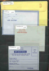 CANADA-POSTAL-STATIONERY-MINT-COLLECTION-LOT-4-2-SCANS-IDENTIFIED