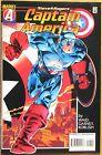 MARVEL COMICS.....CAPTAIN AMERICA VOLUME 1 #445, NOV 1995 COMIC BOOK