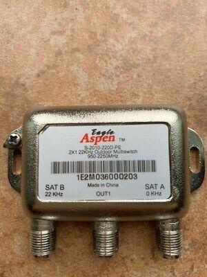 Eagle Aspen 270 Dual Output Linear FTA LNBF x10