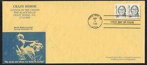 1989-Sitting-Bull-Sc-2183-Avenue-of-the-Chiefs-1st-cachet-corner-card