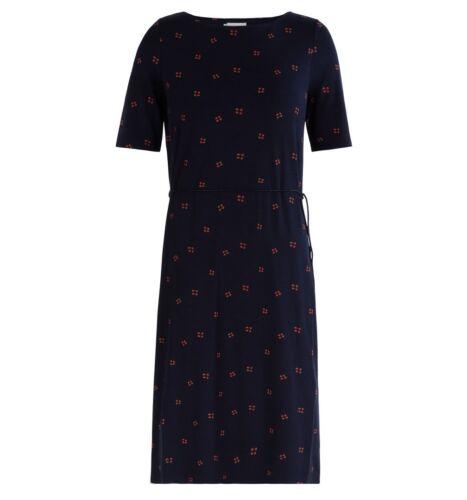Various Sizes Hobbs Julia Navy//Red Shift Dress RRP £69.