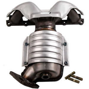 Image Is Loading Exhaust Manifold Catalytic Converter For 1996 2000 Honda