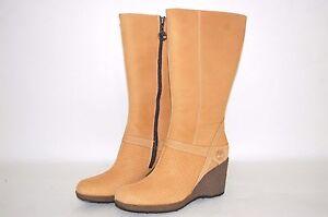Details zu Timberland 12 Inchs Monogram Tall 86309 Wheat Women Boots