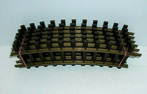 6 LGB  1100 11000  gebogene Schienen Konvolut Gleise Gleis Schiene