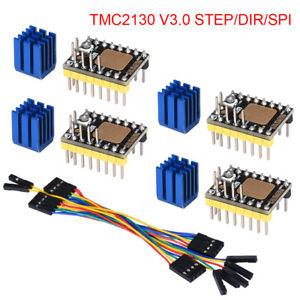 Details about BIGTREETECH TMC2130 V3 0 SPI Stepper Motor Driver Silent 3D  Printer Parts