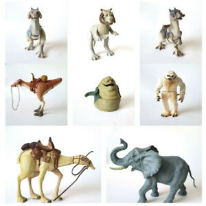 """Creatures & Dinosaurs 1:18 3 3/4"""" Scale Star Wars Animal Planet Chap Mei -Choose"""