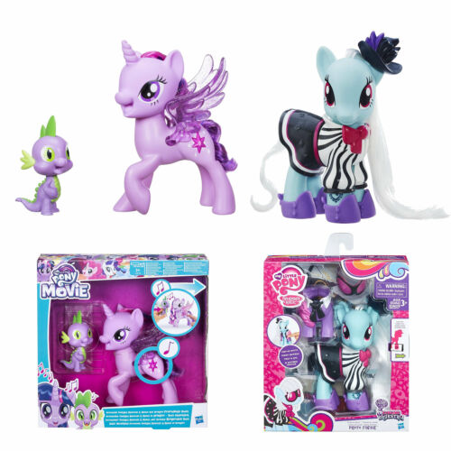 My Little Pony Figuren Bundle Photo Finish + Twilight Sparkle & Spike Duett Duo