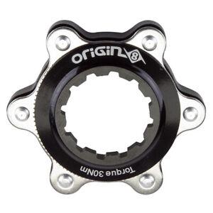 Origin8-CenterLock-to-6-Bolt-Bike-Hub-Disc-Brake-Rotor-Adaptor-fits-Shimano