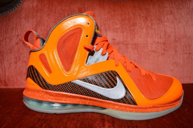 6bd177a08b25 NEW NIKE LEBRON 9 IX ELITE PROMO SAMPLE BIG BANG Galaxy MENS SIZE 10.5