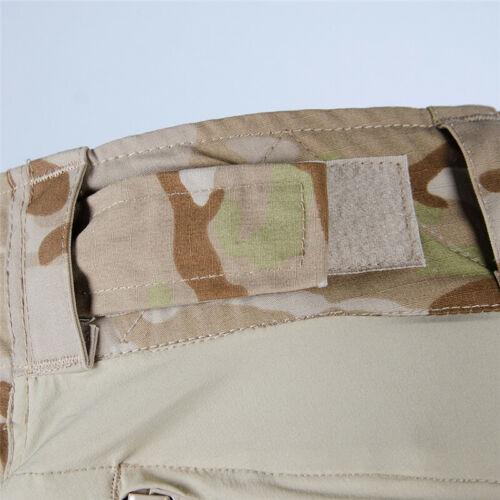 Men/'s Tactical Shirt Pants Airsoft Army Military Gen3 Combat SWAT BDU Uniform