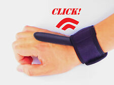 SnappyWrist tennis swing training aid for volleys, forehands and backhands
