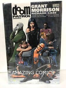 DC-DOOM-PATROL-OMNIBUS-Hardcover-HC-by-Grant-Morrison-NEW-SEALED-MSRP-150