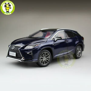 1 18 Toyota Lexus Rx 200t Rx200t Diecast Model Car Suv Boy Girl Gift