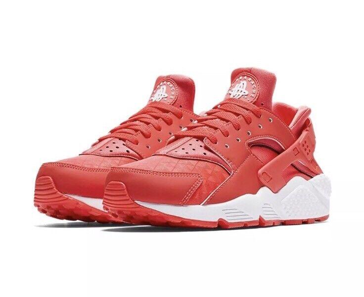 Nike Air Air Air Huarache Run Crimson Red 634835 608 Women's Size 6.5 dd028b