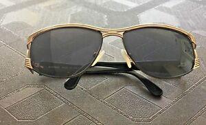 71200d64ec34 Image is loading Authentic-FENDI-FS-113-EBONY-120-Sunglasses-Made-