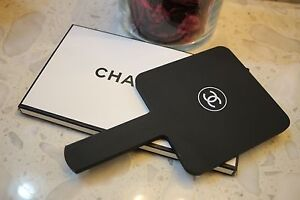 Chanel Vip Gift Makeup Mirror Small Size 16 X 9 Cm Matte