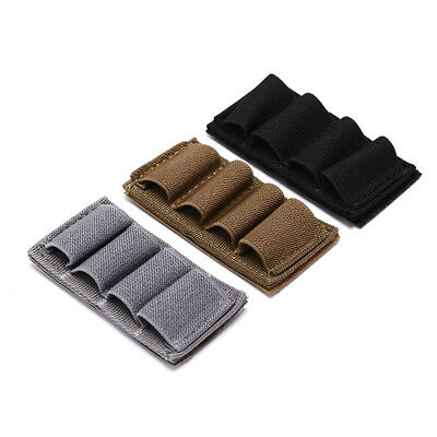 bullet pouch hunting pouch airsoft hunting stick shotgun shell ammo holder HI