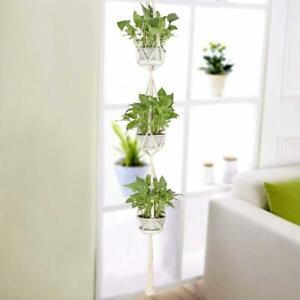 Plant Hanger Flower Pot Holder Hanging
