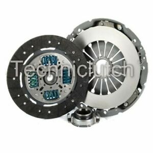 NATIONWIDE 3 PART CLUTCH KIT FOR ALFA ROMEO 164 SALOON 3.0 24V