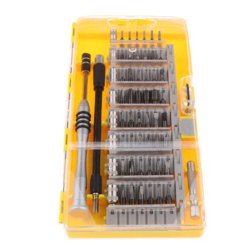 M 2-5.5mm T2-T20Torx Precision Screwdriver Set Repair 60in1 0.6mm Y