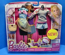 Barbie Dream House Beach Fashion Pack - Nikki - Swimsuit - New