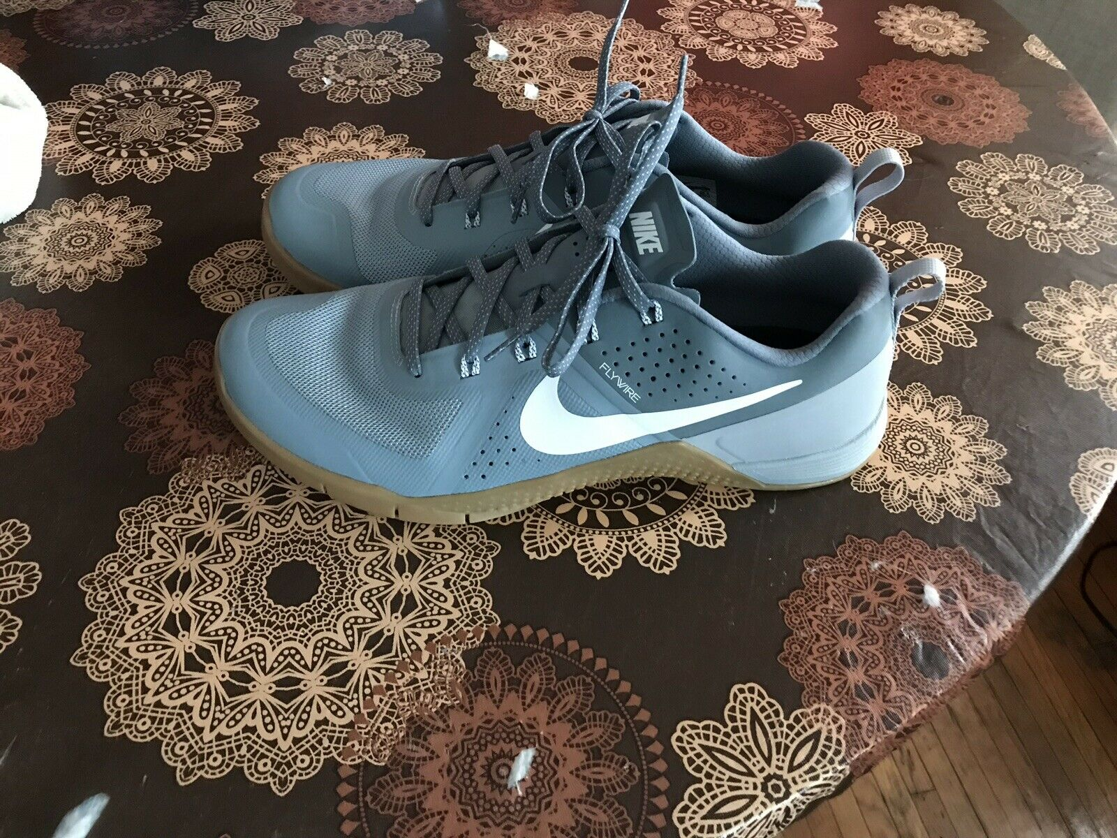 "Nike Metcon 1 ""Dove Grey"" Size 12.5"