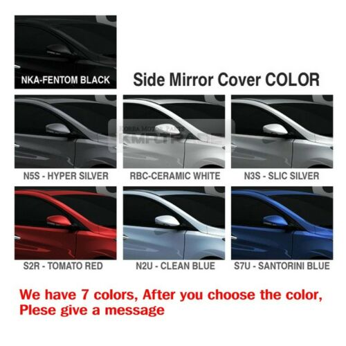 Side Repeater for 2011-2016 HYUNDAI Elantra Avante MD Oem Side Mirror Cover