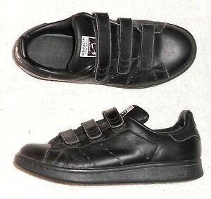 adidas stan smith cuir noir femme