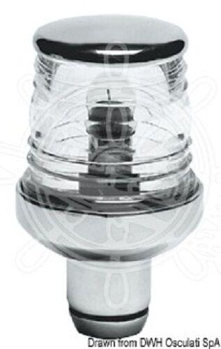 12V Toplicht  Rundumlicht 360° Modell Classic Positionslicht Mastlicht