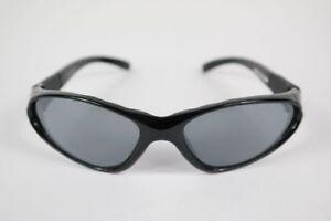 Sonnenbrille-Kinder-Filter-3-Sportlich-54-17-Black-Oval-Sunglasses-New