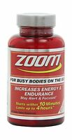 Health & Nutrition Systems Zoom The Ultimate Energy Pills, 60 tablets Nutrition