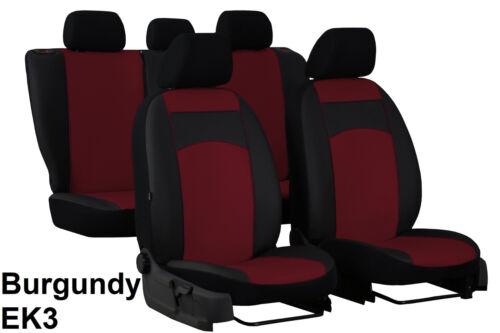 Eco Cuero A Medida Fundas De Asiento Para Nissan Navara 4 NP 300 2015 en adelante