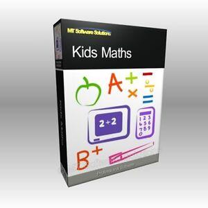 Fun Mathematics Math Game for Kids Children Software Computer ...