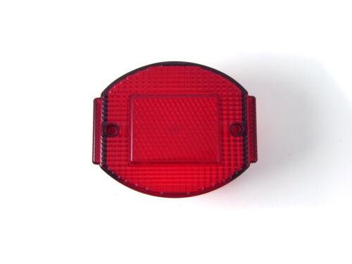 Tail light lens for AMF Harley-Davidson Cagiva SS SST SX ST 175 250 350