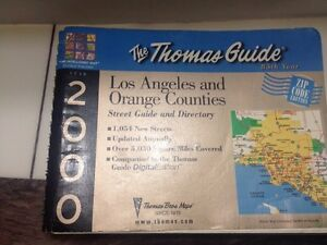 Details about 2000 Los Angeles and Orange County Thomas Bros Street on zip code county maps, town street maps, zip codes for virginia counties, zip codes by street, zip code area maps, zip codes by state, zip codes by city, neighborhood street maps, zip codes counties in georgia,