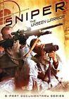 Sniper The Unseen Warrior 2 Discs 2011 Region 1 DVD