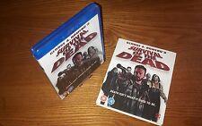 SURVIVAL OF THE DEAD Blu-ray UK region b free P&P (rare OOP slipcover slipcase)