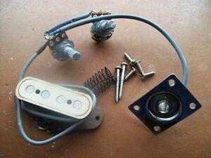 cigar box guitar 4 string pickup amp wiring harness image is loading cigar box guitar 4 string pickup amp wiring