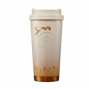 Christmas Edition Starbucks Korea 2020 Holiday Holder Tumbler 473ml