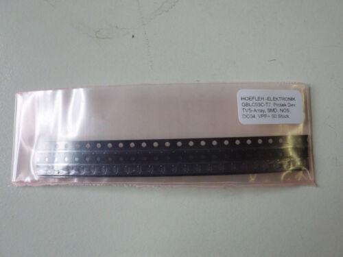 GBLC03C-T7 Protek Dev. !! SMD TVS-Array E1189 50 St