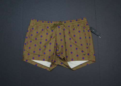 MARC BY MARC JACOBS Dalston Dot Swim Shorts NEW NWT