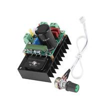 Dcac Motor Speed Driver Controller Pwm Mach3 Spindle Governor 15 160v12 110v