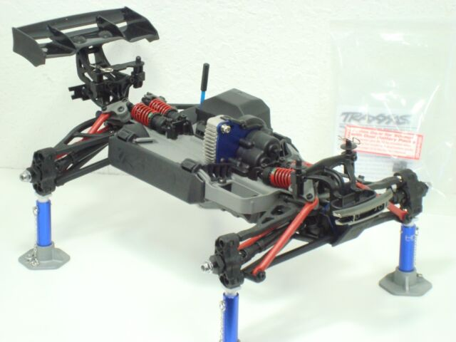 Traxxas 1 16 Slash 4x4 Roller Rolling Chassis W Complete Drivetrain