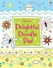 Delightful Doodle Pad by Kirsteen Robson (Paperback, 2016)