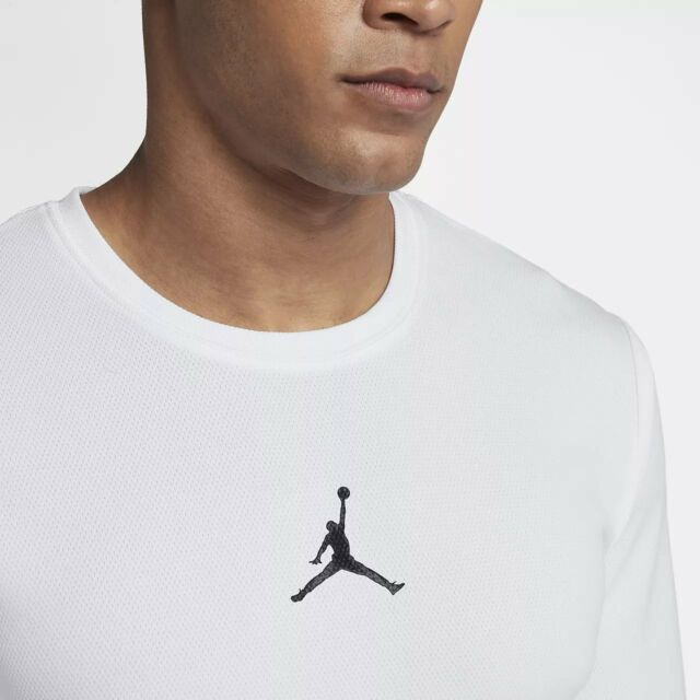 5eb7a5c604d90f SZ 2XL Jordan Ultimate Flight Men s Long Sleeve Basketball Top White  899373-100